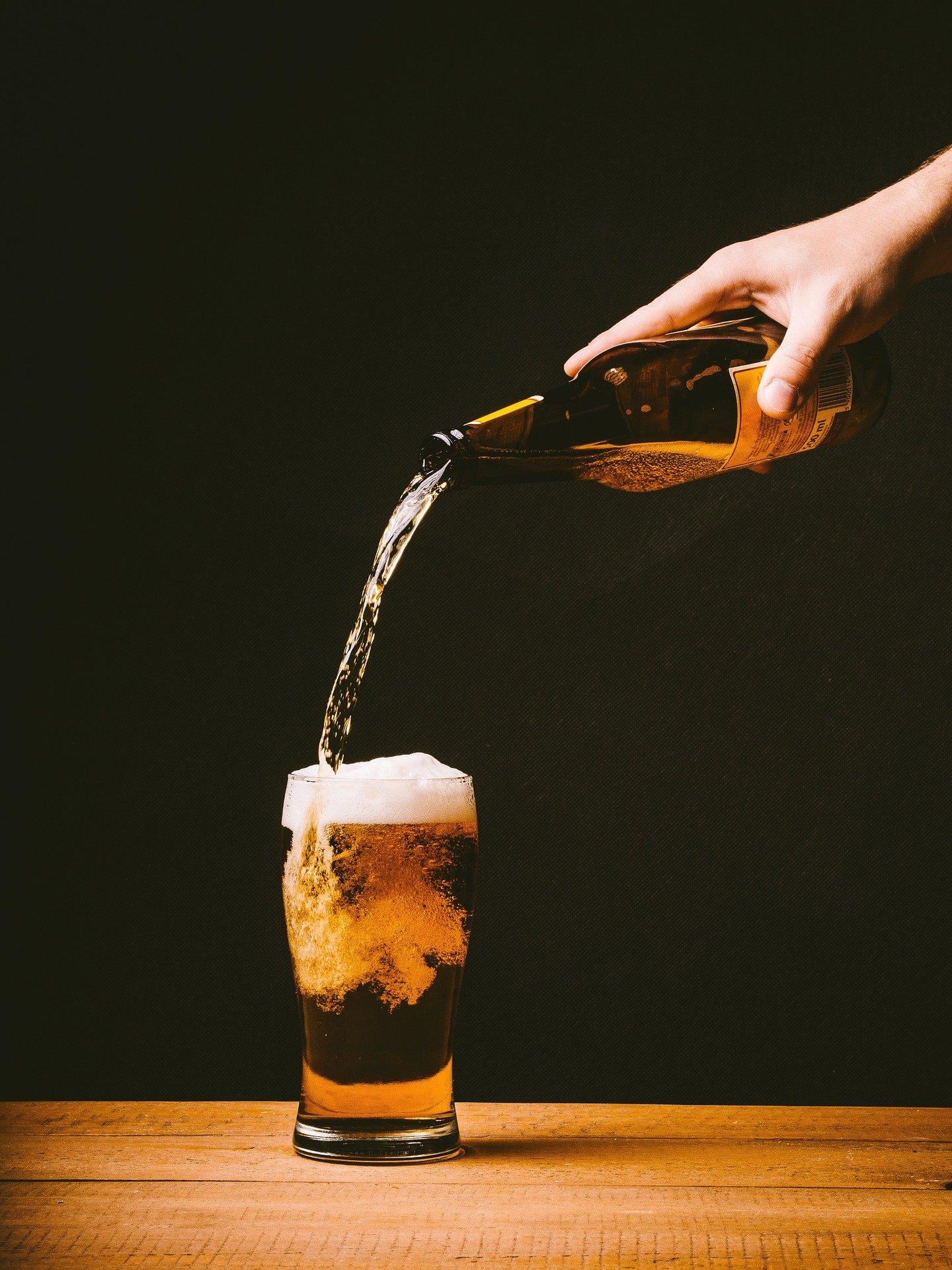 Quel est le pourcentage de sucre dans une bière?